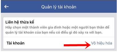 cach khoa facebook tren dien thoai