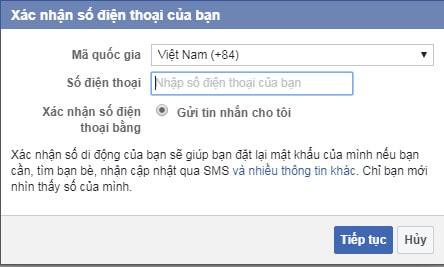 doi so dien thoai chinh tren facebook
