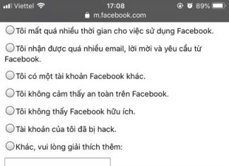 cach xoa tai khoan facebook
