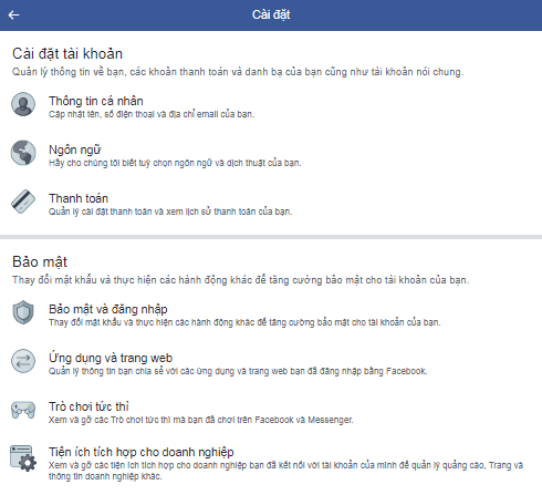 doi ten facebook chua du 60 ngay 2019