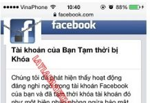lay lai facebook bi khoa