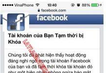lay lai facebook bi khoa