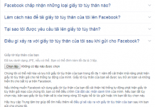lay lai facebook bi bao cao gia mao