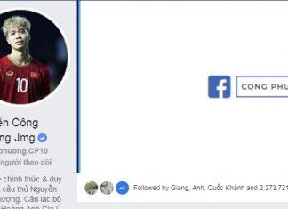 cach lam dau tich xanh tren facebook