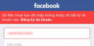 lay lai mat khau facebook khi mat so dien thoai