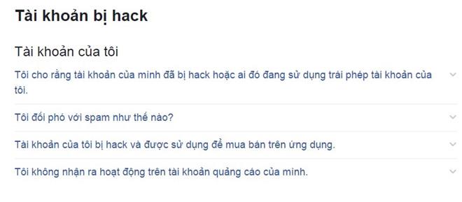 bao ve tai khoan facebook khong bi hack