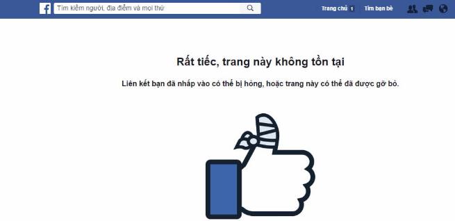 Cách chống rip nick facebook