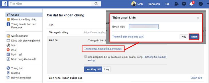 cách lấy mã xác nhận facebook qua gmail