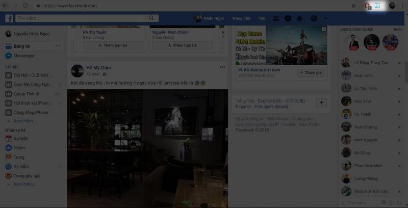 Cách rời khỏi nhóm hàng loạt trên Facebook
