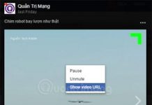 Cach tai video tren facebook ve may tinh