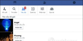 cach huy hang loat loi moi da gui tren facebook